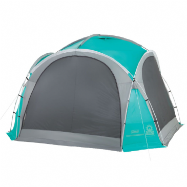 Coleman Event Dome 3.65m with 4 screen walls & 2 Doors